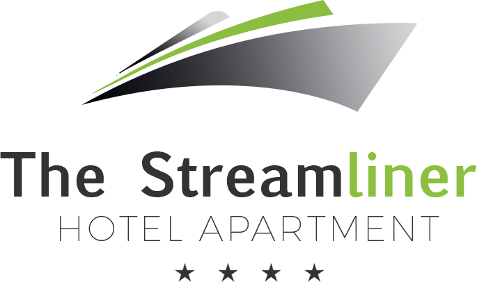 Logo The Streamliner Hotel Apartment